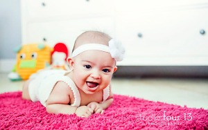 my baby girl 4 months | Miami Photographer